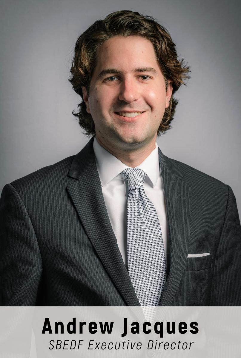 Andrew Jacques, Andrew P Jacques, Andrew Jacques New Orleans, St. Bernard Economic Development Staff