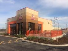 Dunkin' Donuts new restaurant in Chalmette, LA