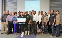 Startup St. Bernard presented by the Meraux Foundation and the St. Bernard Economic Development Foundation 2016 Winner, Christie's Dreams Seafood